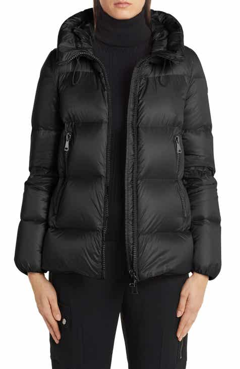 6d392028ef5 Moncler Serite Hooded Quilted Down Puffer Jacket