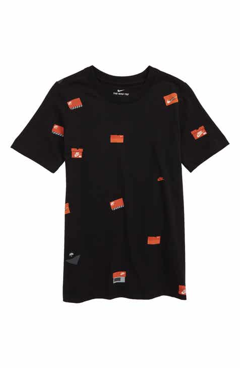 eae3e78d Nike Sportswear Allover Shoebox Graphic T-Shirt (Little Boys & Big Boys)