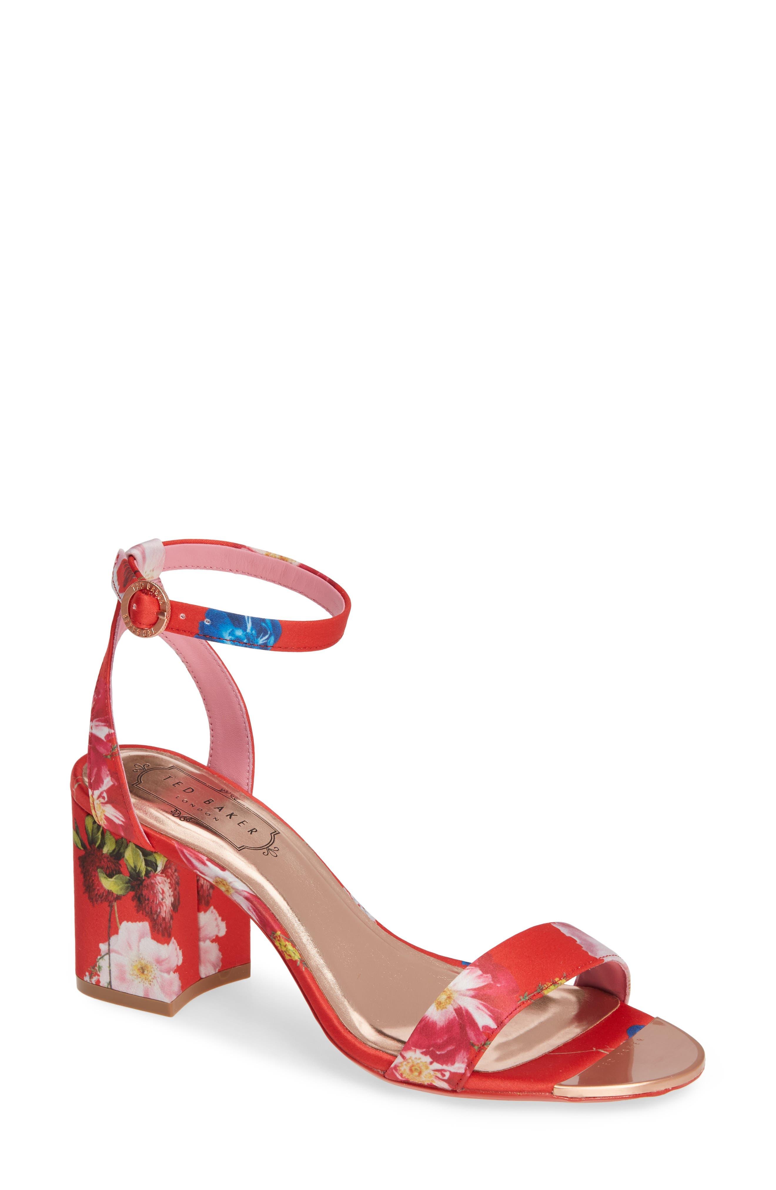 b26049695 Ted Baker London Block-Heel Sandals for Women