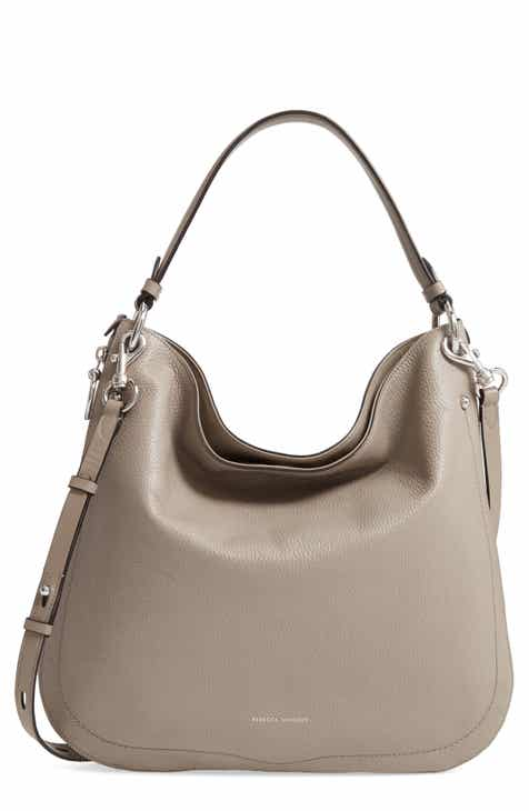 8983a673d Rebecca Minkoff Jody Convertible Leather Hobo Bag