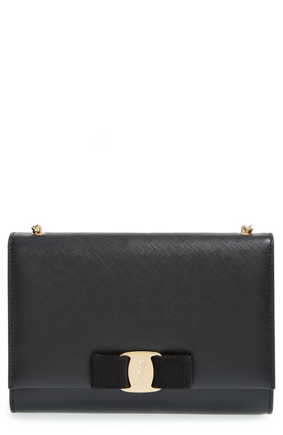 Salvatore Ferragamo 'Miss Vara' Clutch