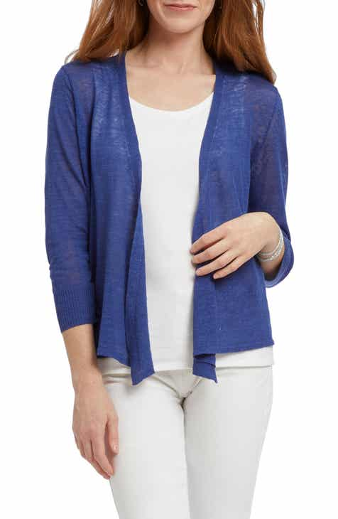9b9cd0bebb42 NIC+ZOE 4-Way Lightweight Cardigan (Regular & Petite)