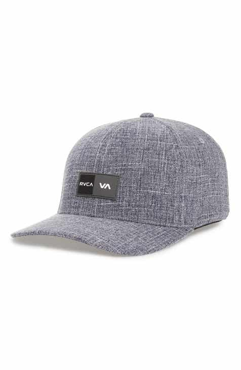 34db4533 Men's RVCA Hats, Gloves & Scarves | Nordstrom