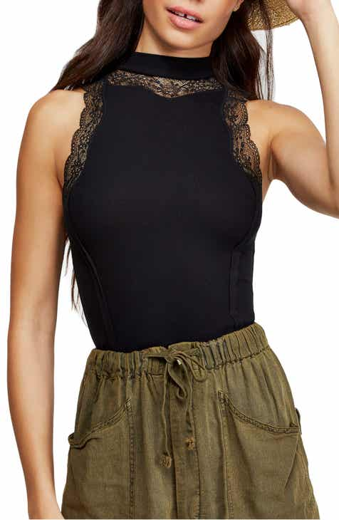557427689e Free People Dale Back Cutout Tank