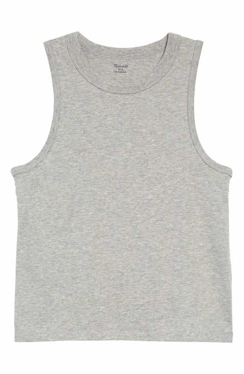 Madewell Northside Vintage Muscle Tank (Regular & Plus Size)