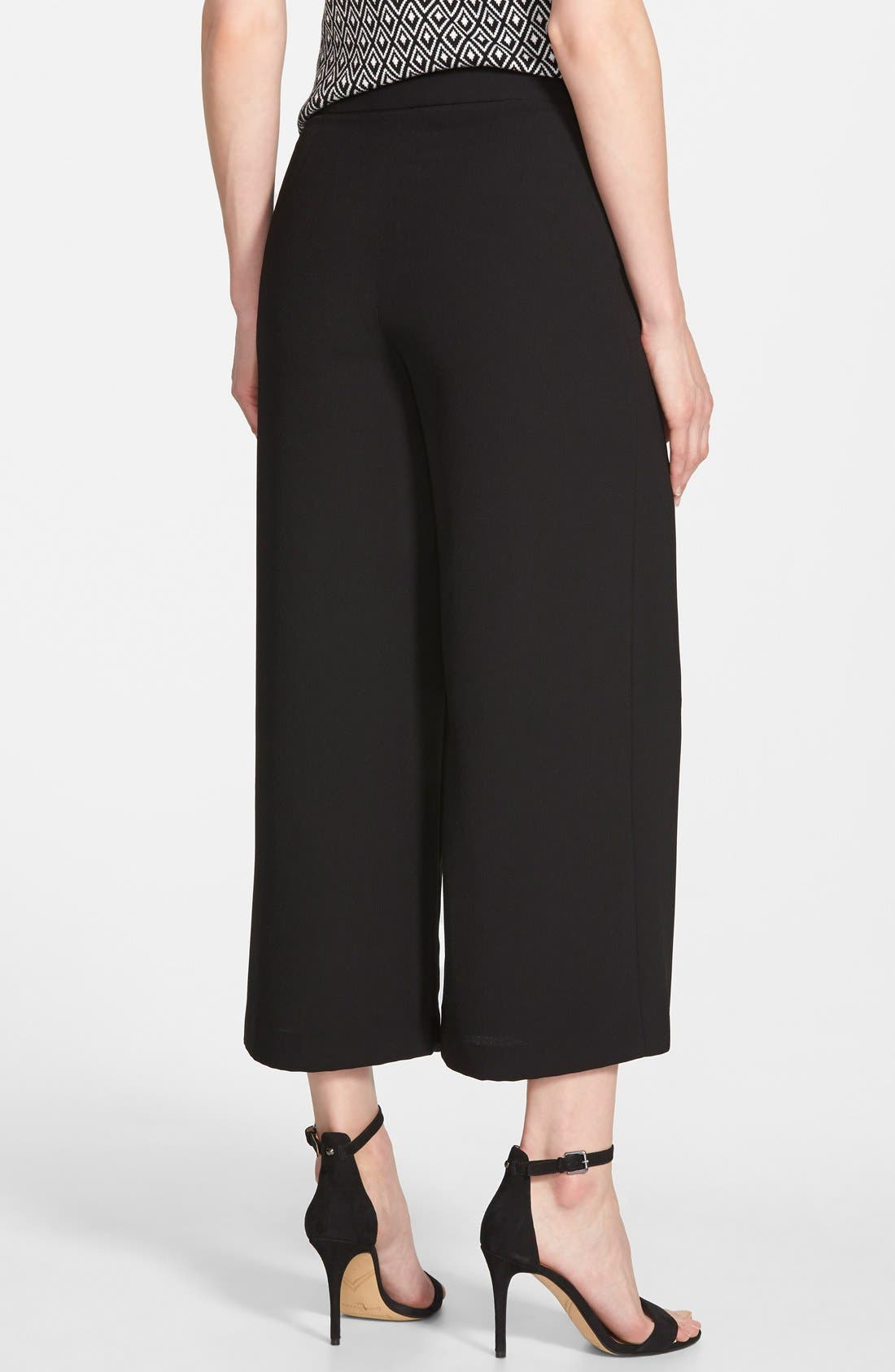 Alternate Image 3  - Vince Camuto Zip Pocket Culottes (Nordstrom Exclusive)