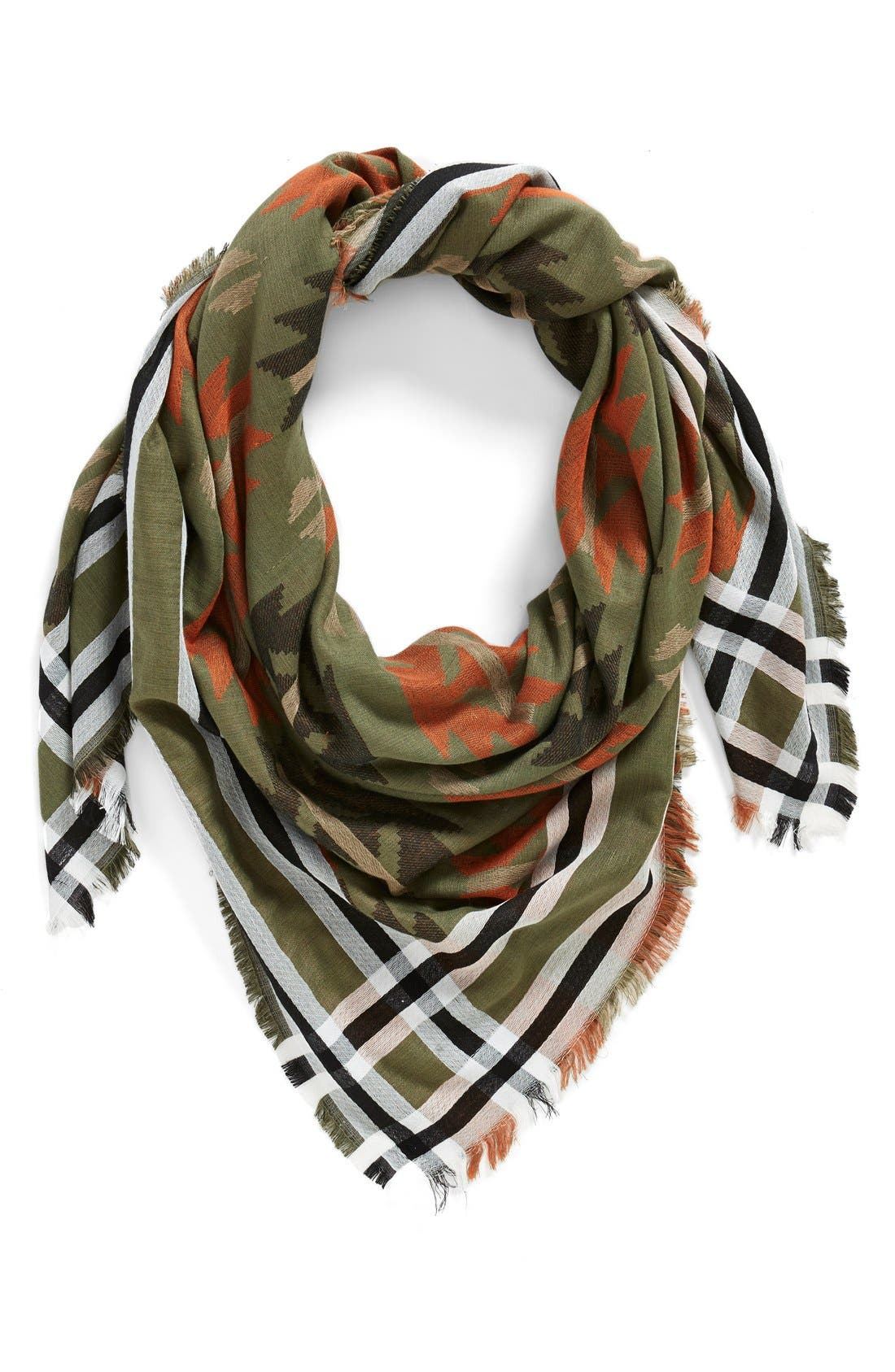Alternate Image 4  - BP. Southwestern Scarf