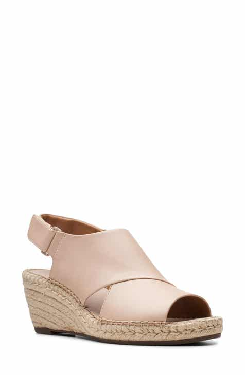 165b8942add8f1 Clarks® Petrina Abby Espadrille Wedge (Women)
