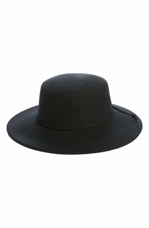 e502c327251e45 Treasure & Bond Gaucho Wide Brim Wool Hat