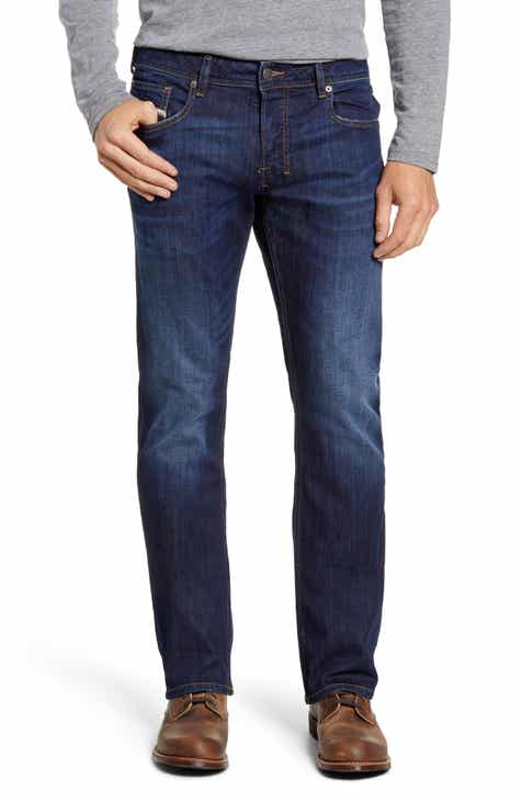 9fa8e4cc DIESEL® Zatiny Bootcut Jeans (Med Blue)