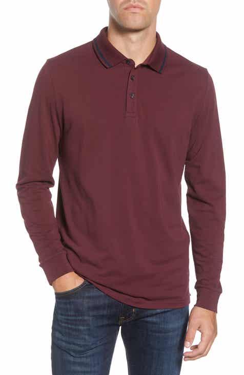2930df70 Men's Long Sleeve Polo Shirts | Nordstrom