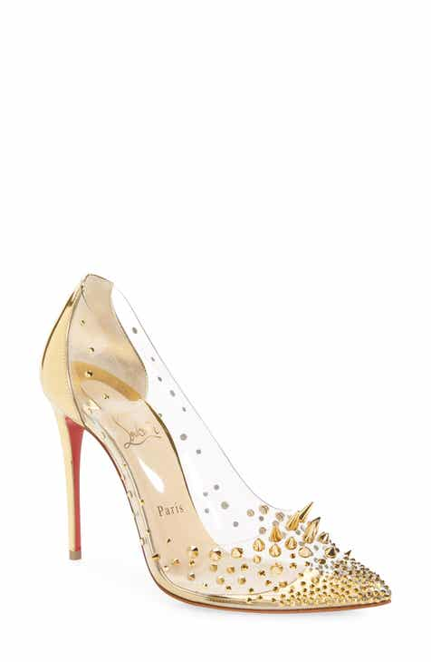 new products d96bf c7c58 Women's Christian Louboutin Wedding Shoes | Nordstrom