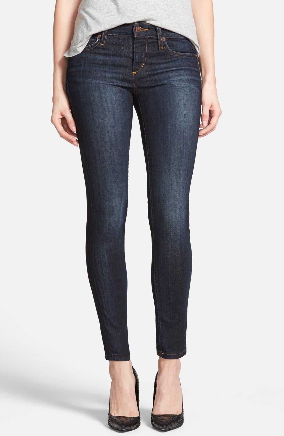 Alternate Image 1 Selected - Joe's Skinny Ankle Jeans (Bridget)