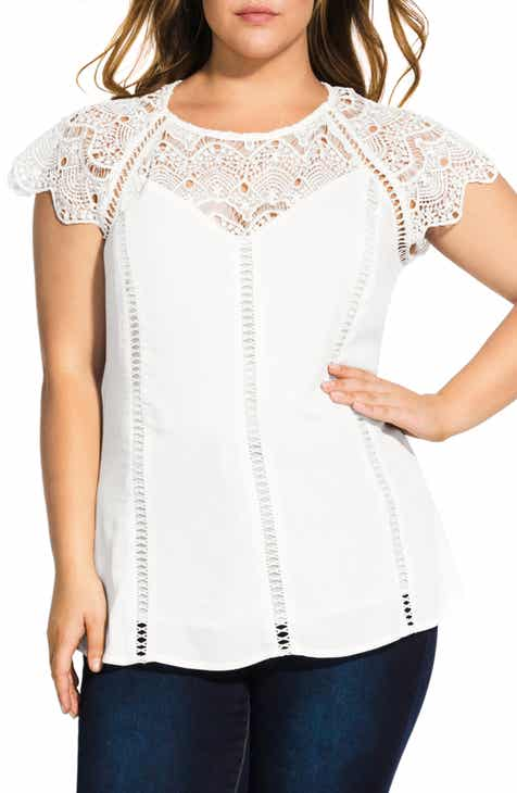 8d905fd2623 Women's Lace Tops | Nordstrom