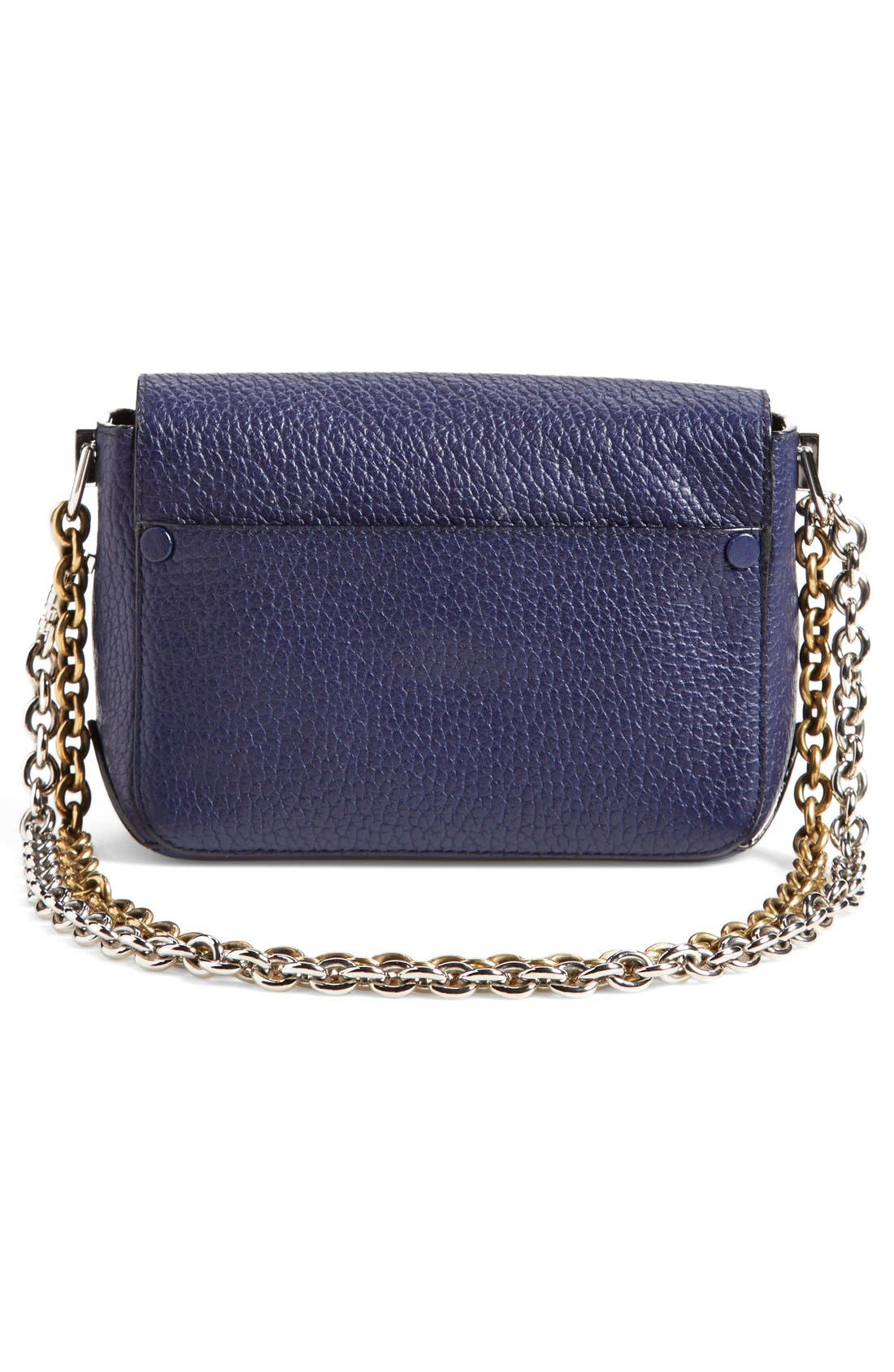 Alternate Image 4  - Proenza Schouler 'Small Courier' Pebbled Leather Crossbody Bag