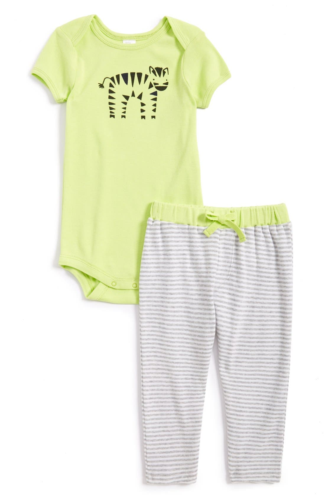 Alternate Image 1 Selected - Nordstrom Baby Bodysuit & Pants (Baby)