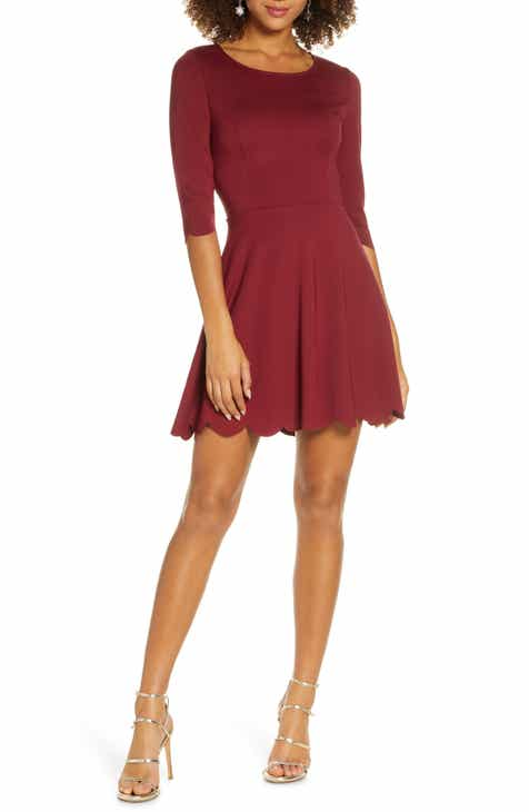 Skater Dress Women Nordstrom