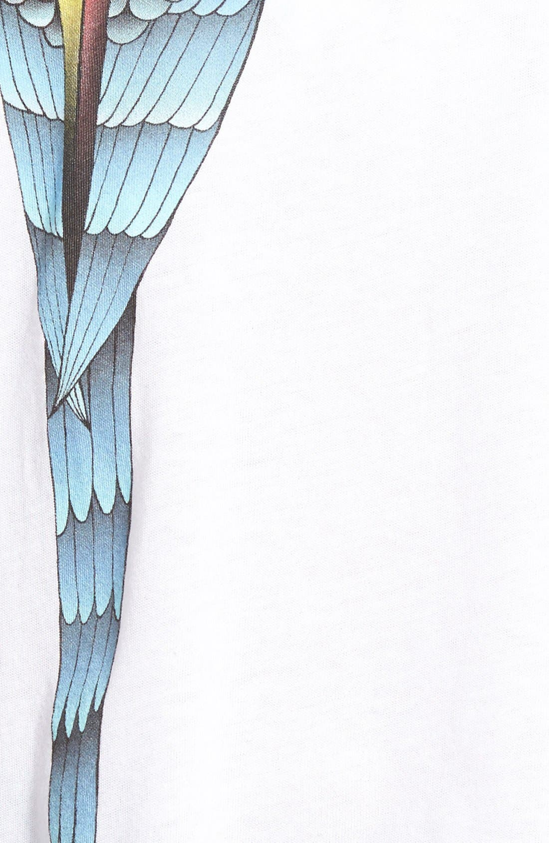 Alternate Image 3  - Billabong 'Nautical Parrots' Graphic Muscle Tee