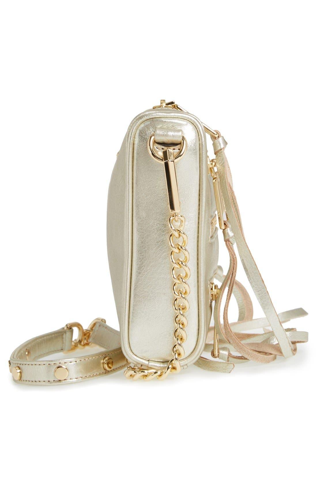 Alternate Image 5  - Rebecca Minkoff 'Mini 5 Zip' Crossbody Bag