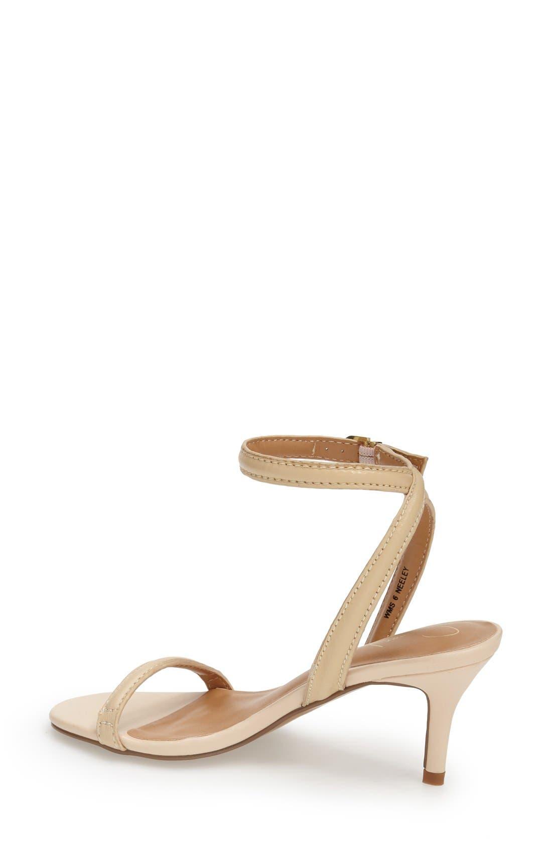Alternate Image 2  - REPORT 'Signature Neely' Ankle Strap Sandal (Women)