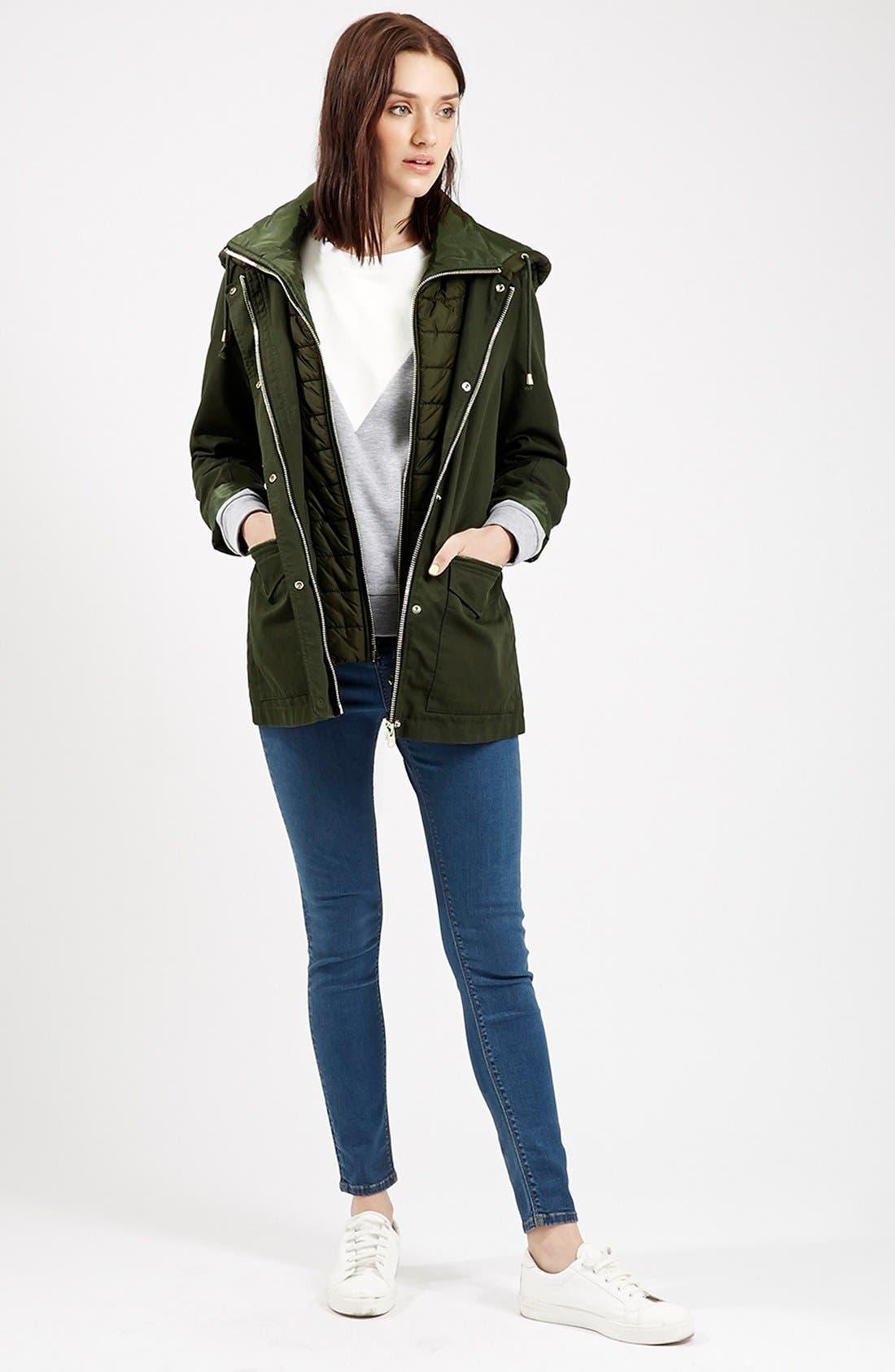 Alternate Image 5  - Topshop 'Kiora' Jacket