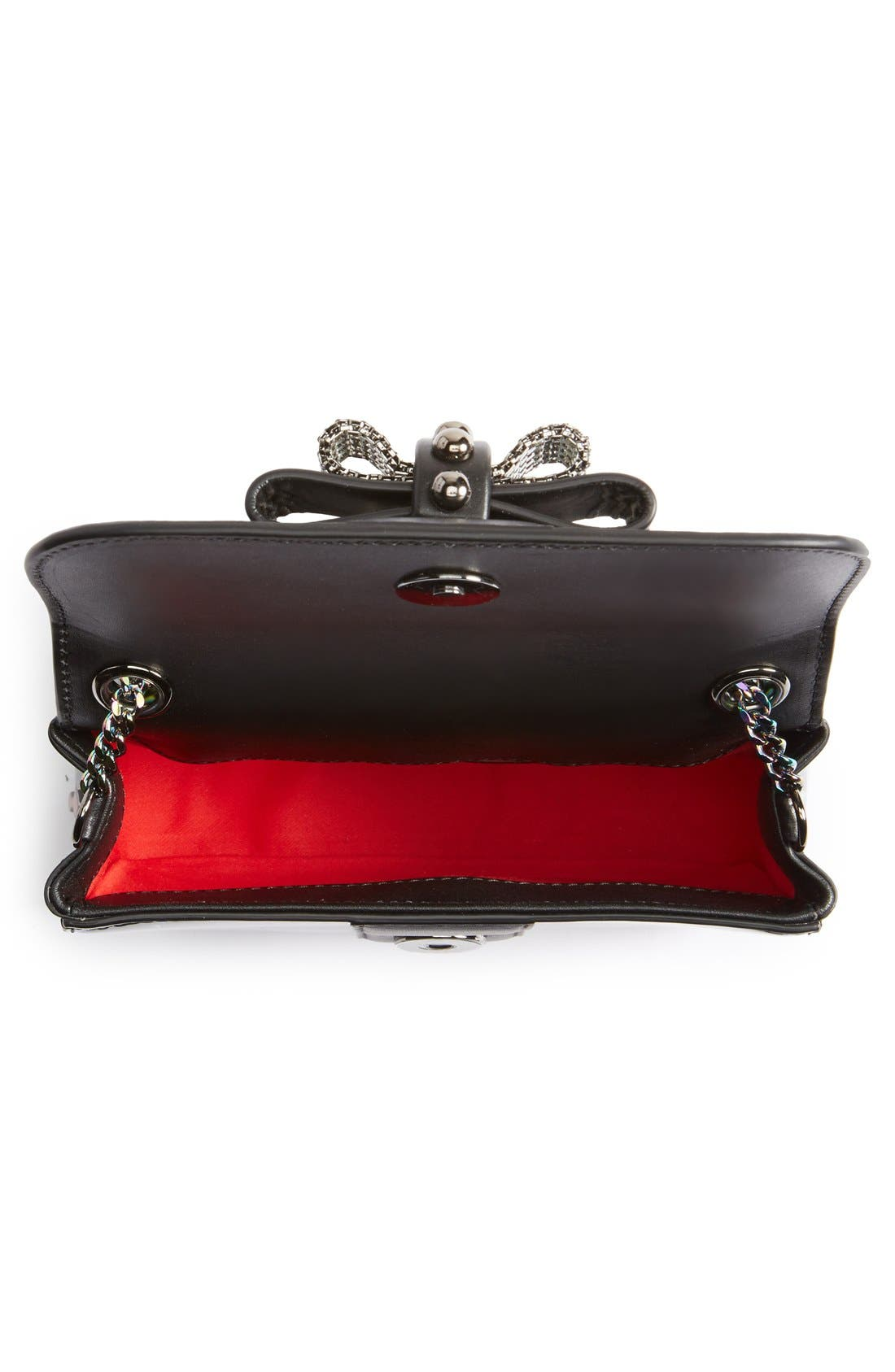 Alternate Image 4  - Christian Louboutin 'Sweety Charity' Patent Leather Shoulder Bag