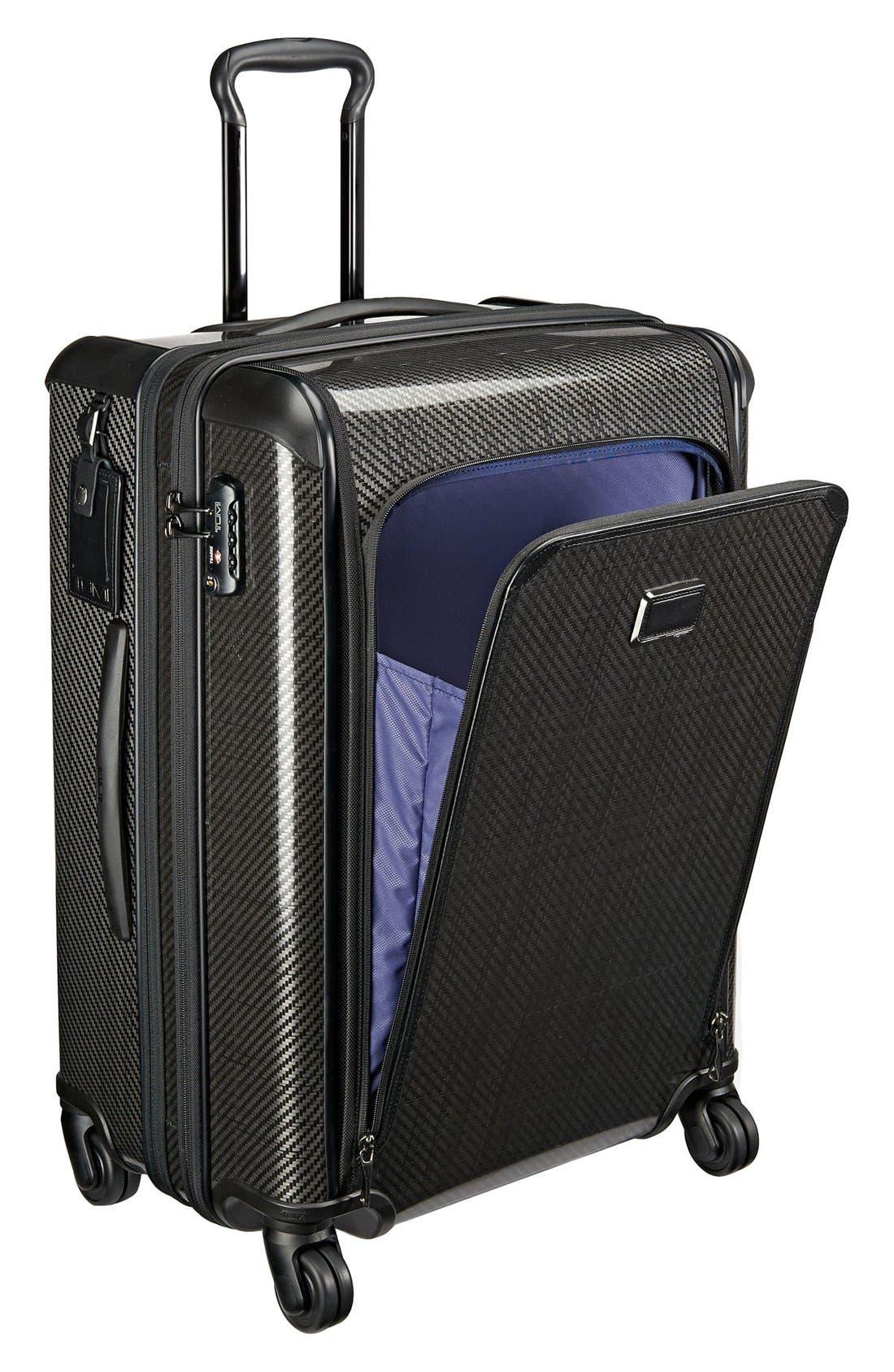 Tegra-Lite<sup>®</sup> Max Medium Trip 26-Inch Rolling Packing Case,                             Alternate thumbnail 4, color,                             Black Graphite