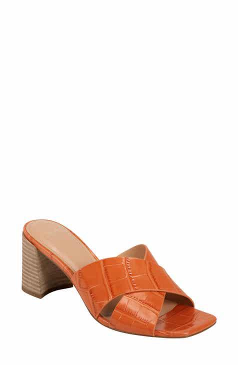 Marc Fisher LTD Saydi Slide Sandal (Women)