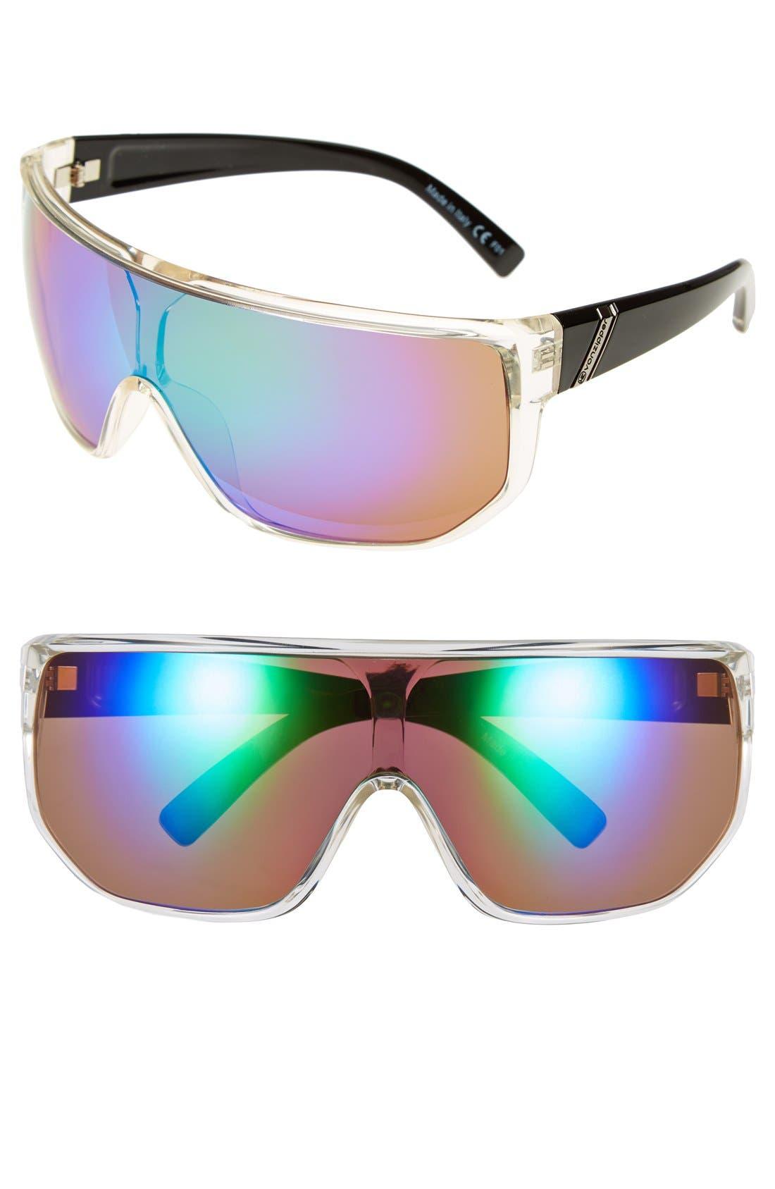 VonZipper 'Bionacle' Polarized Shield Sunglasses