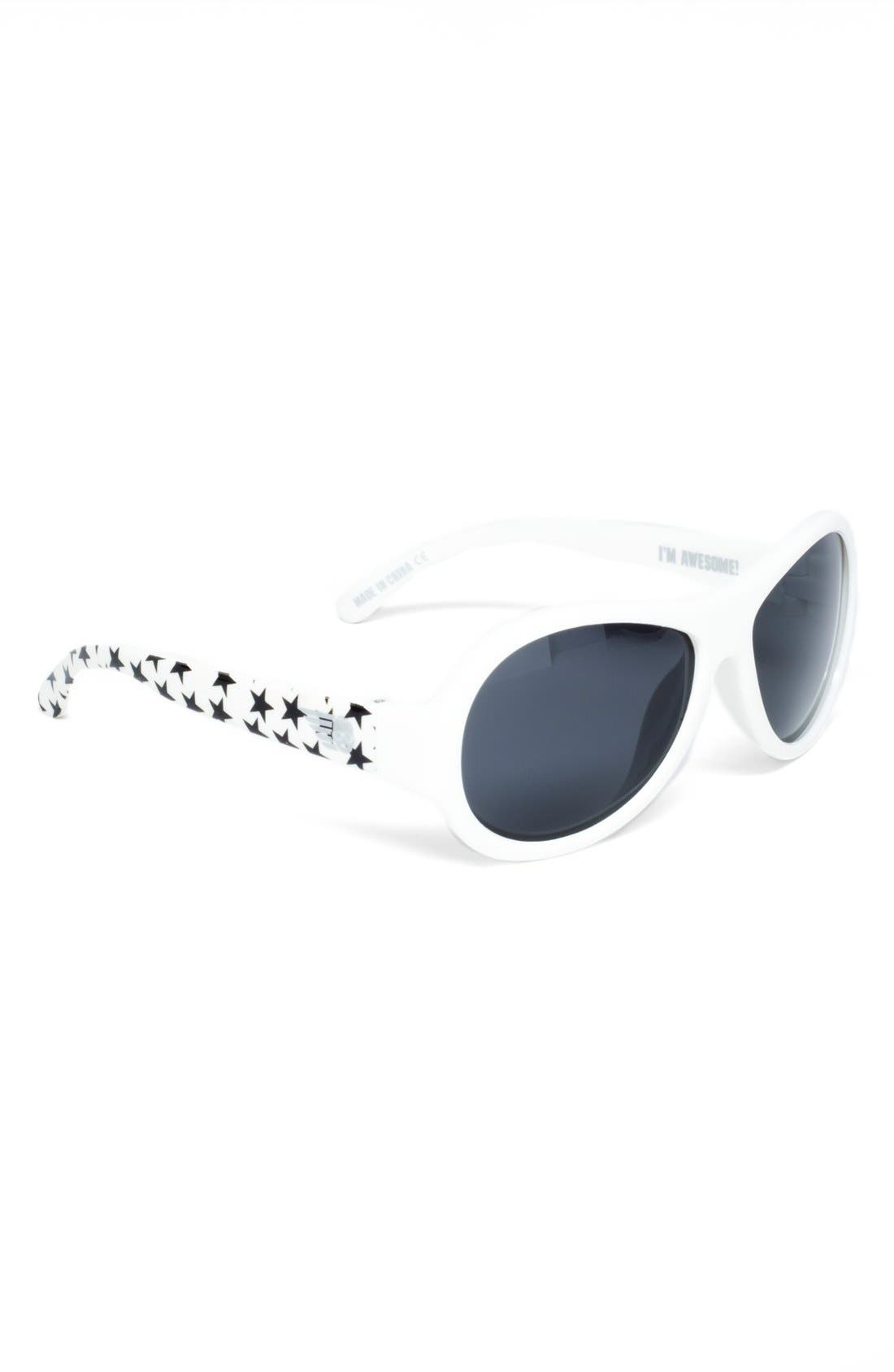Alternate Image 6  - Babiators 'Junior Babiators' Polarized Sunglasses (Baby & Toddler)