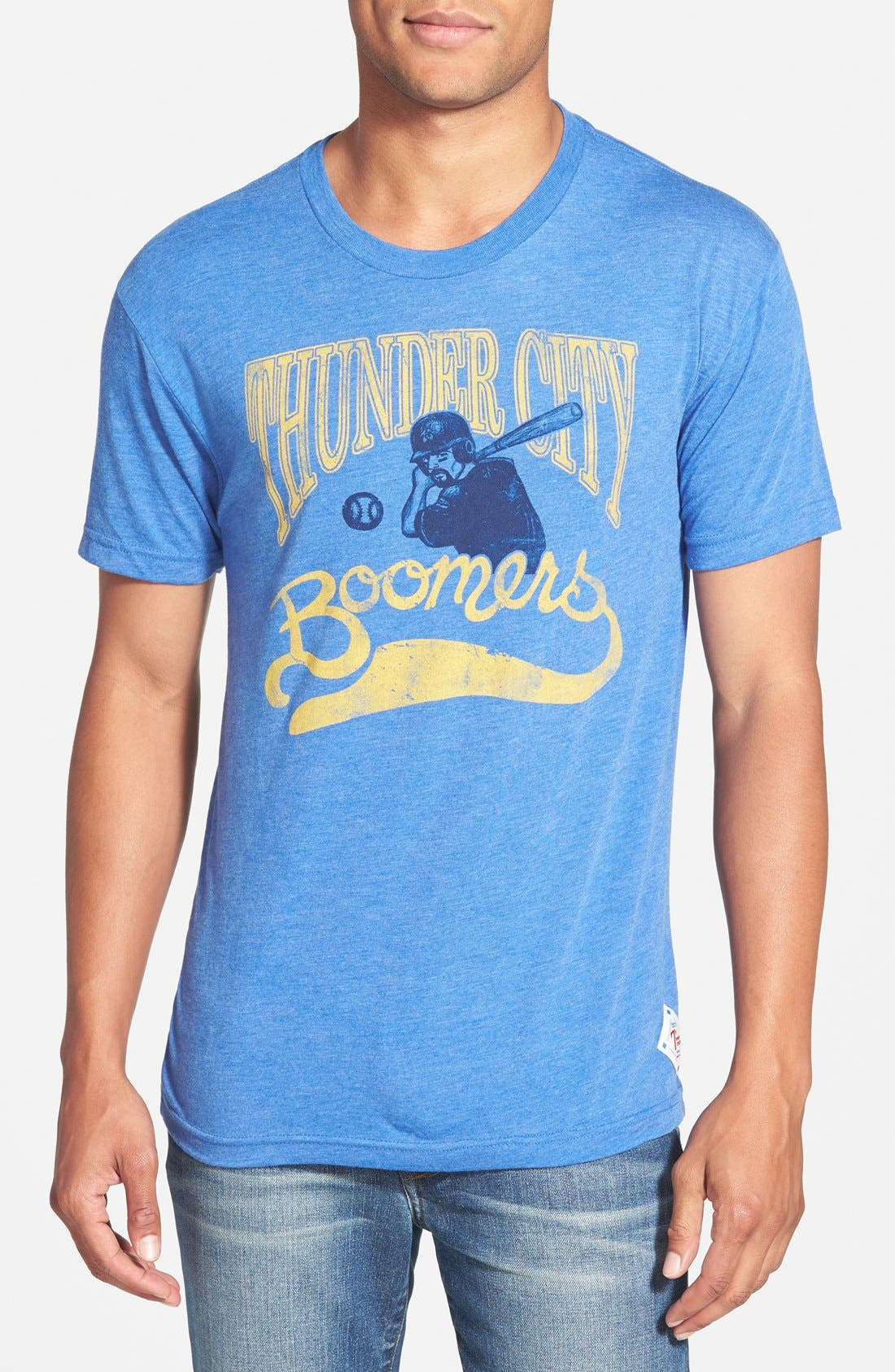 7th Inning Stretch 'Boomtown' Graphic T-Shirt
