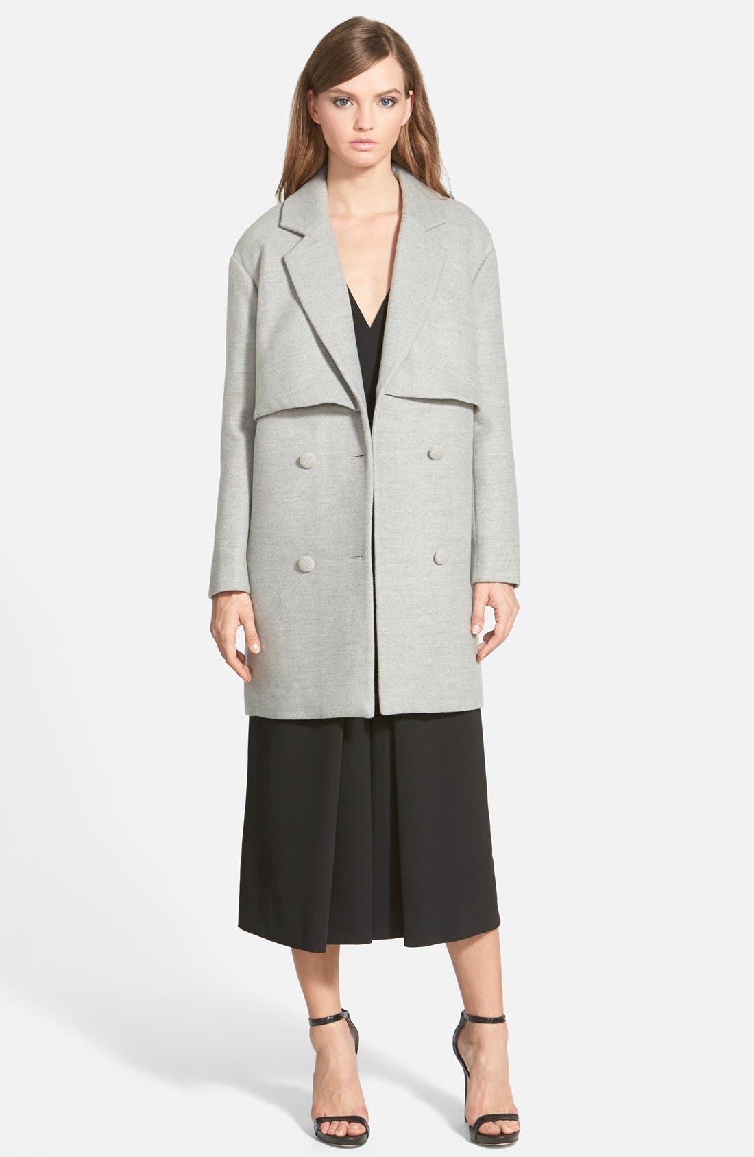 Alternate Image 1 Selected - C/MEO Collective 'Straight Talker' Coat