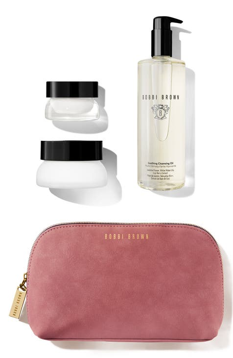 바비 브라운 스킨 케어 세트 Bobbi Brown Full Size Cleanse & Repair Extra Skin Care Set