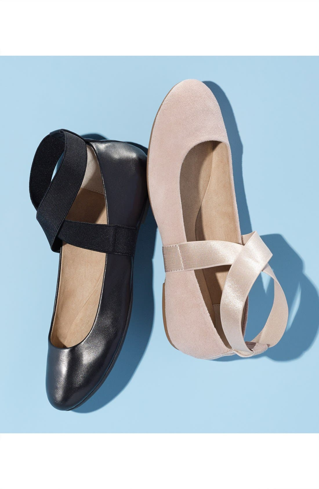 Alternate Image 5  - Jessica Simpson 'Mariza' Ballet Flat (Women)
