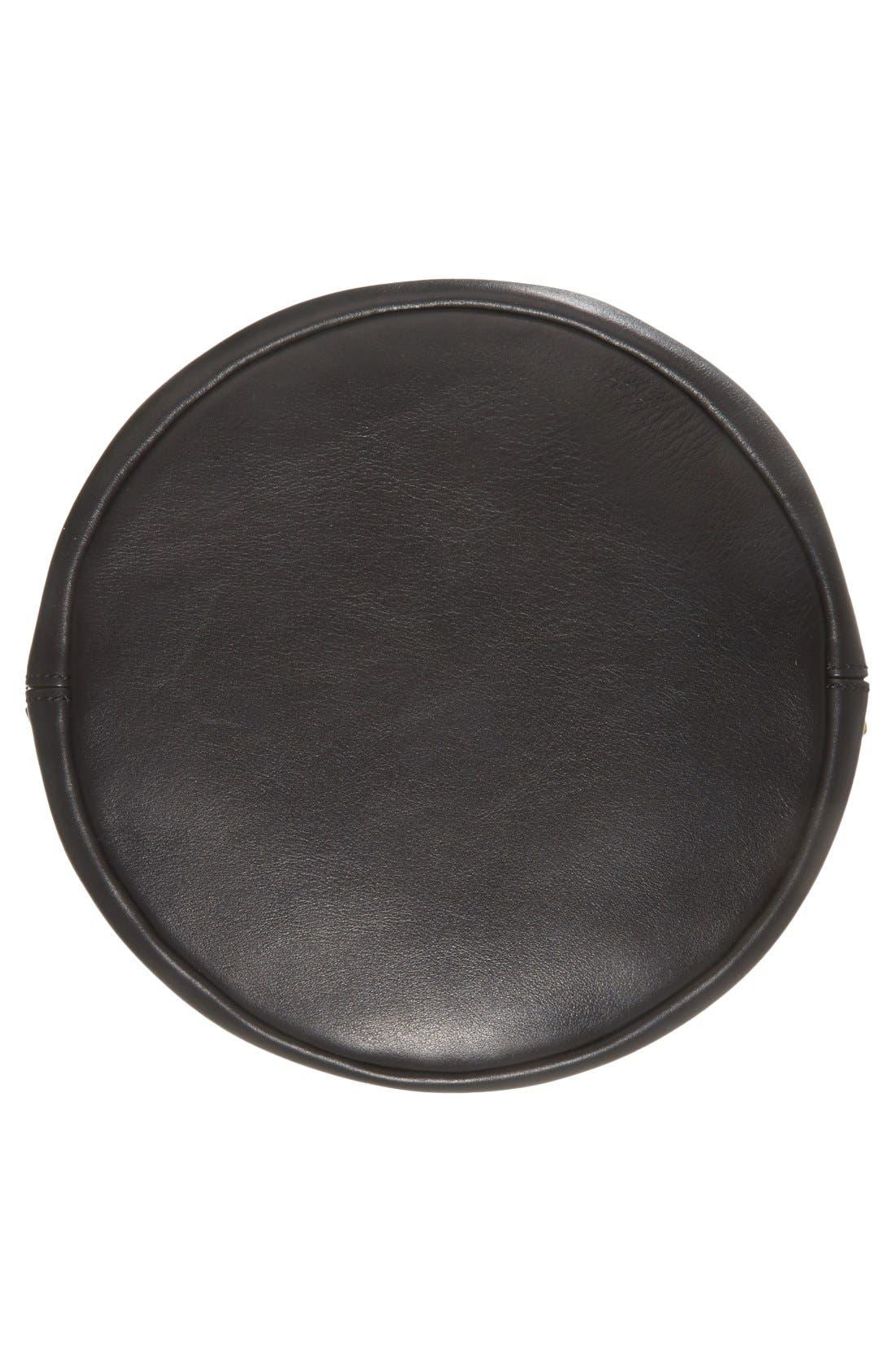 Alternate Image 6  - MARC BY MARC JACOBS 'Luna' Leather Drawstring Bucket Bag