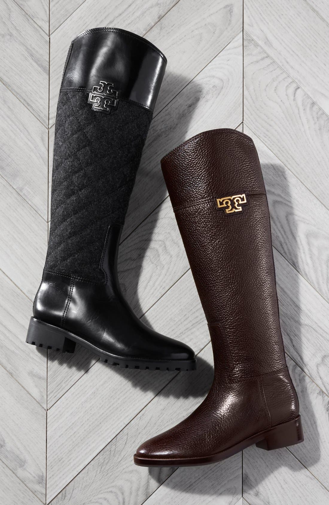 Alternate Image 6  - Tory Burch 'Melinda' Riding Boot (Women) (Nordstrom Exclusive)