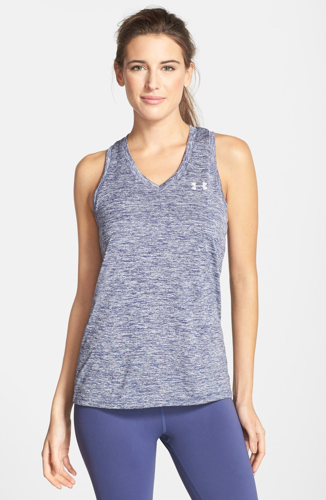 Alternate Image 1 Selected - Under Armour 'Twisted Tech' Tank