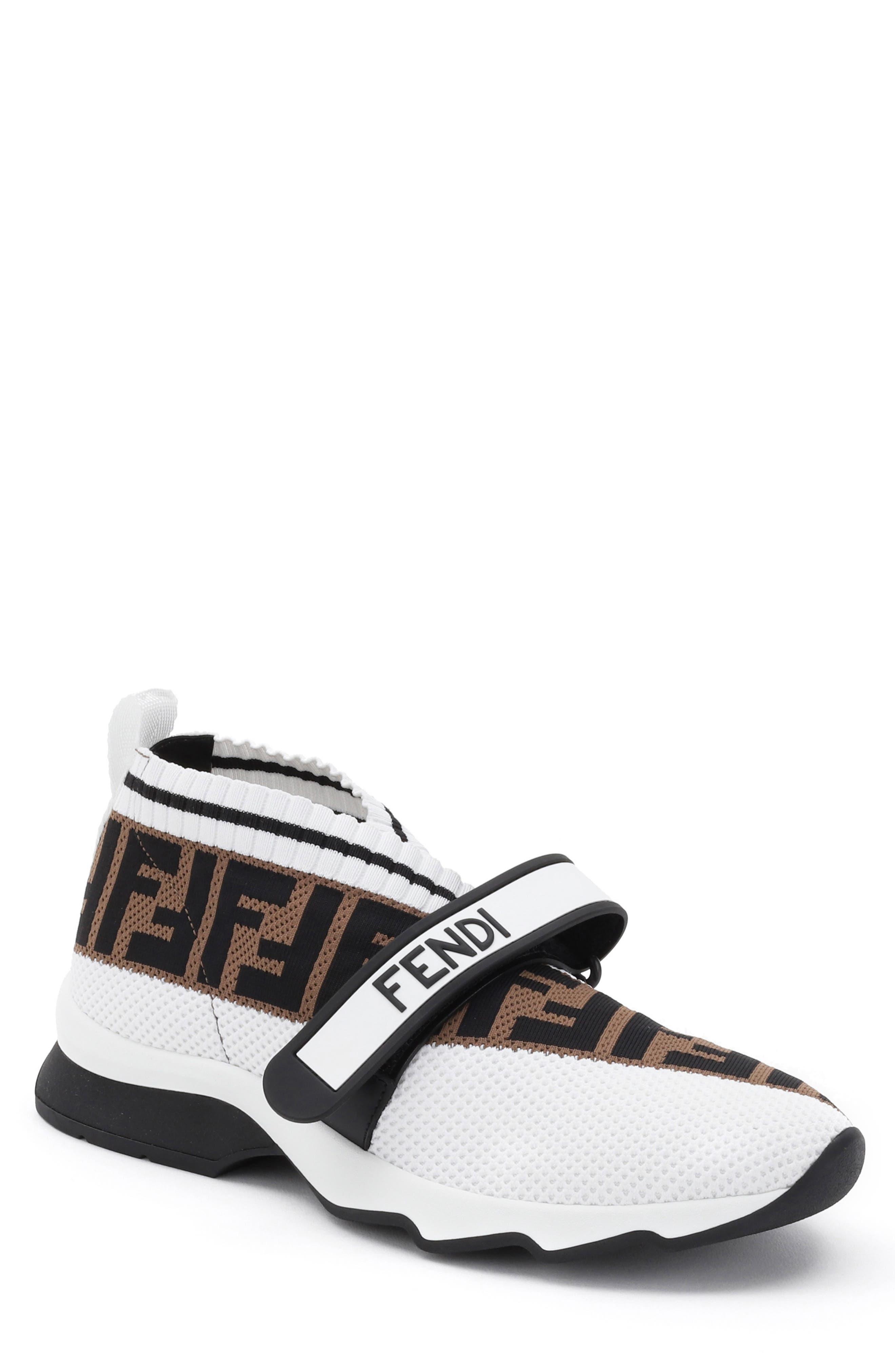 fendi sneaker women's