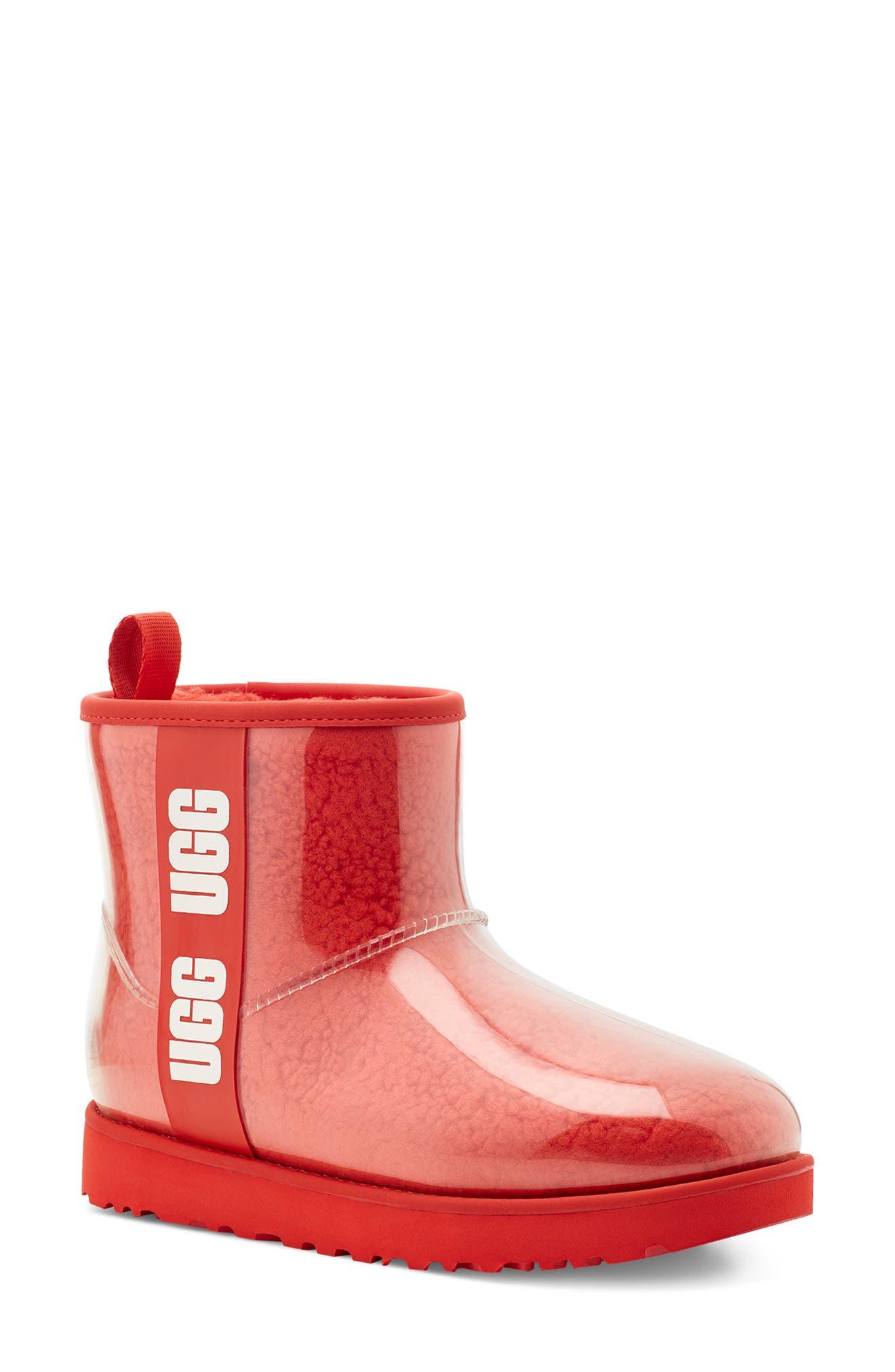 Women's Orange UGG® Shoes   Nordstrom