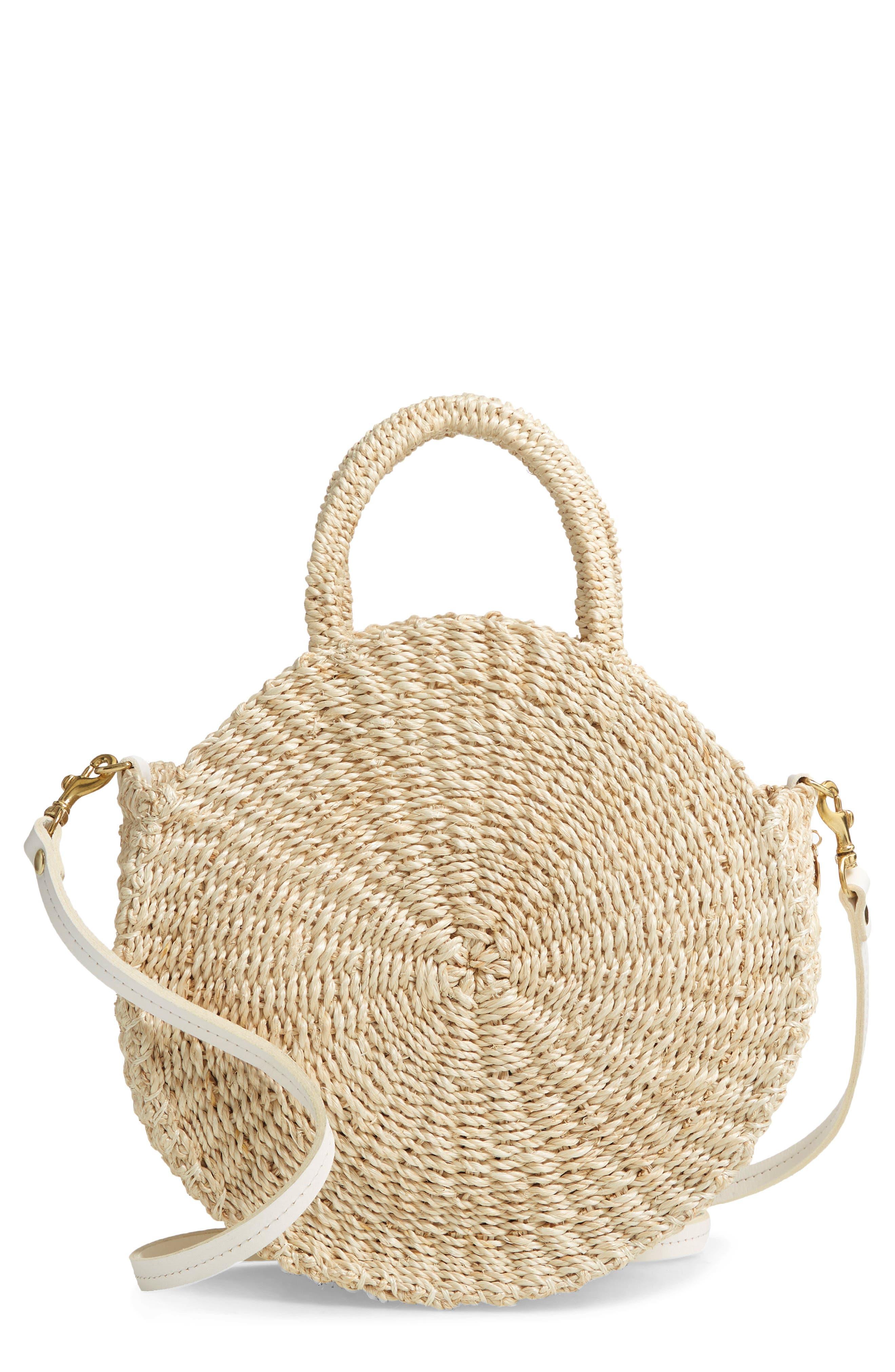 Little Gold Acorns Tricot Project Bag