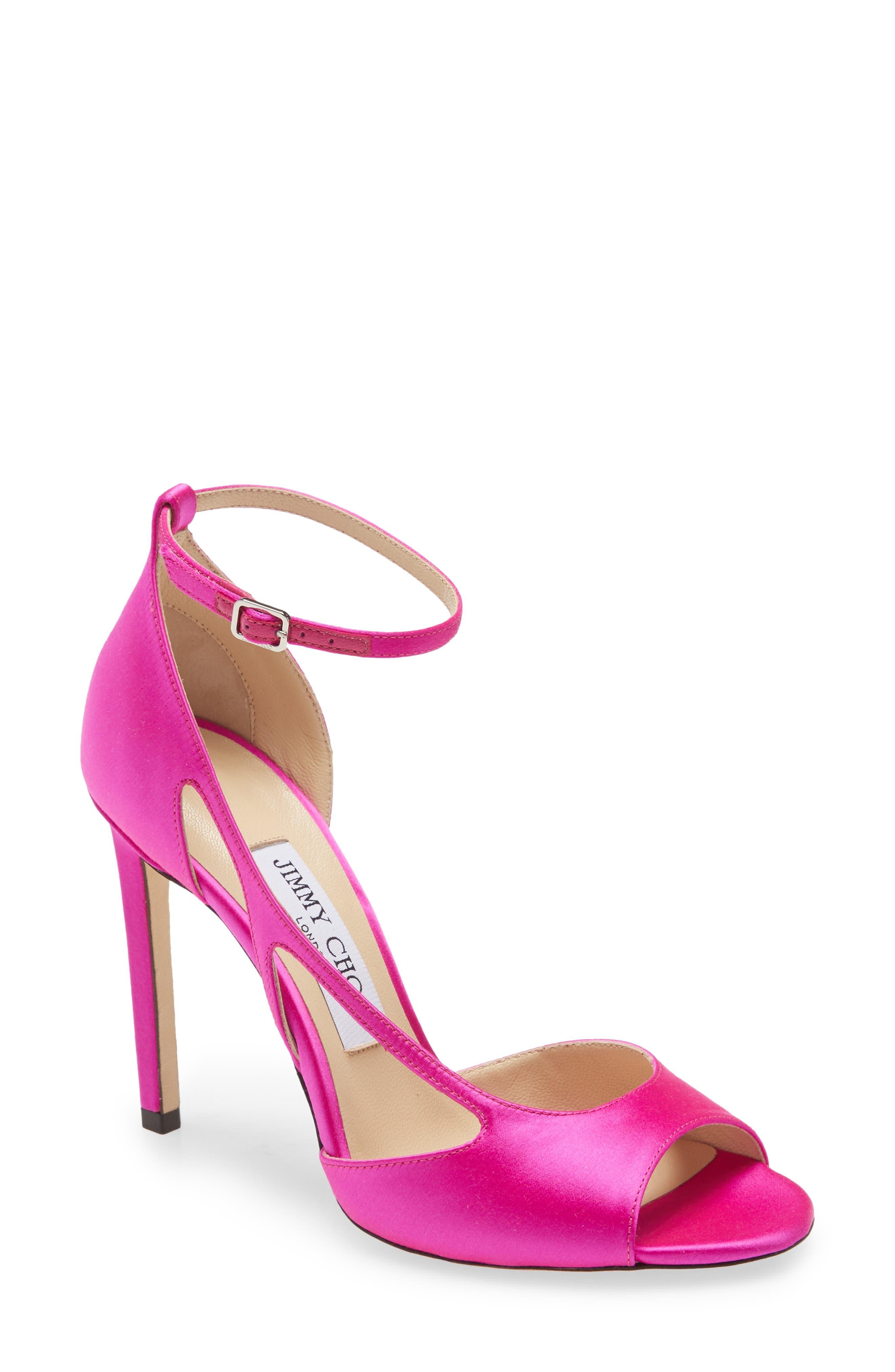 jimmy choo shoes pink