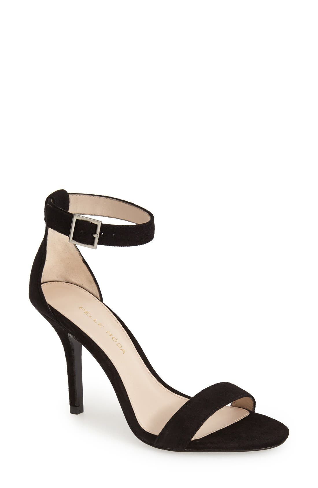 Pelle Moda 'Kacey' Ankle Strap Sandal