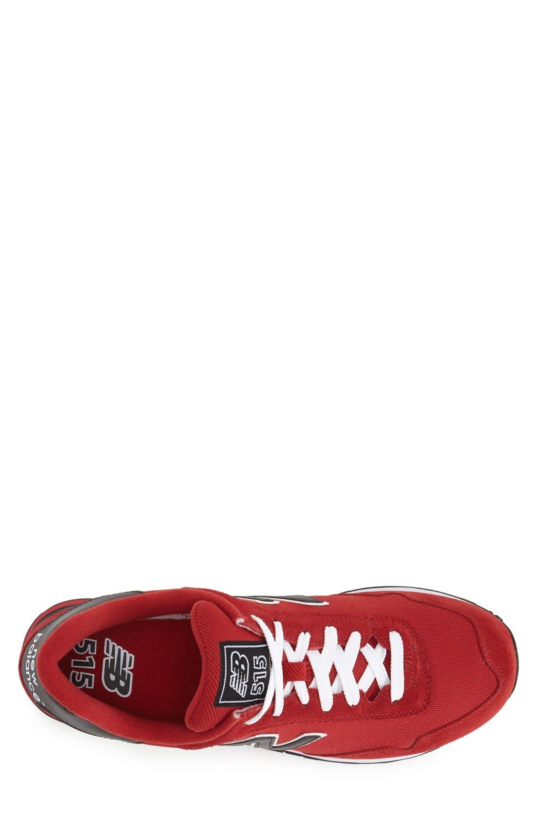 Alternate Image 3  - New Balance 'Piqué Polo Collection - 515' Sneaker (Men)