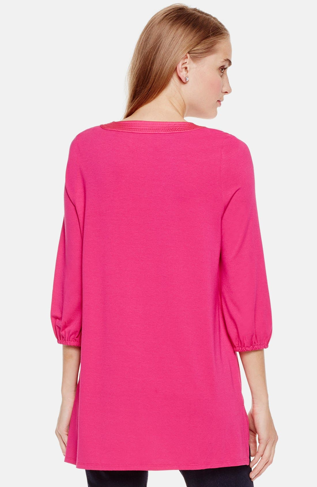 Alternate Image 2  - Two by Vince Camuto Peasant Style Tunic
