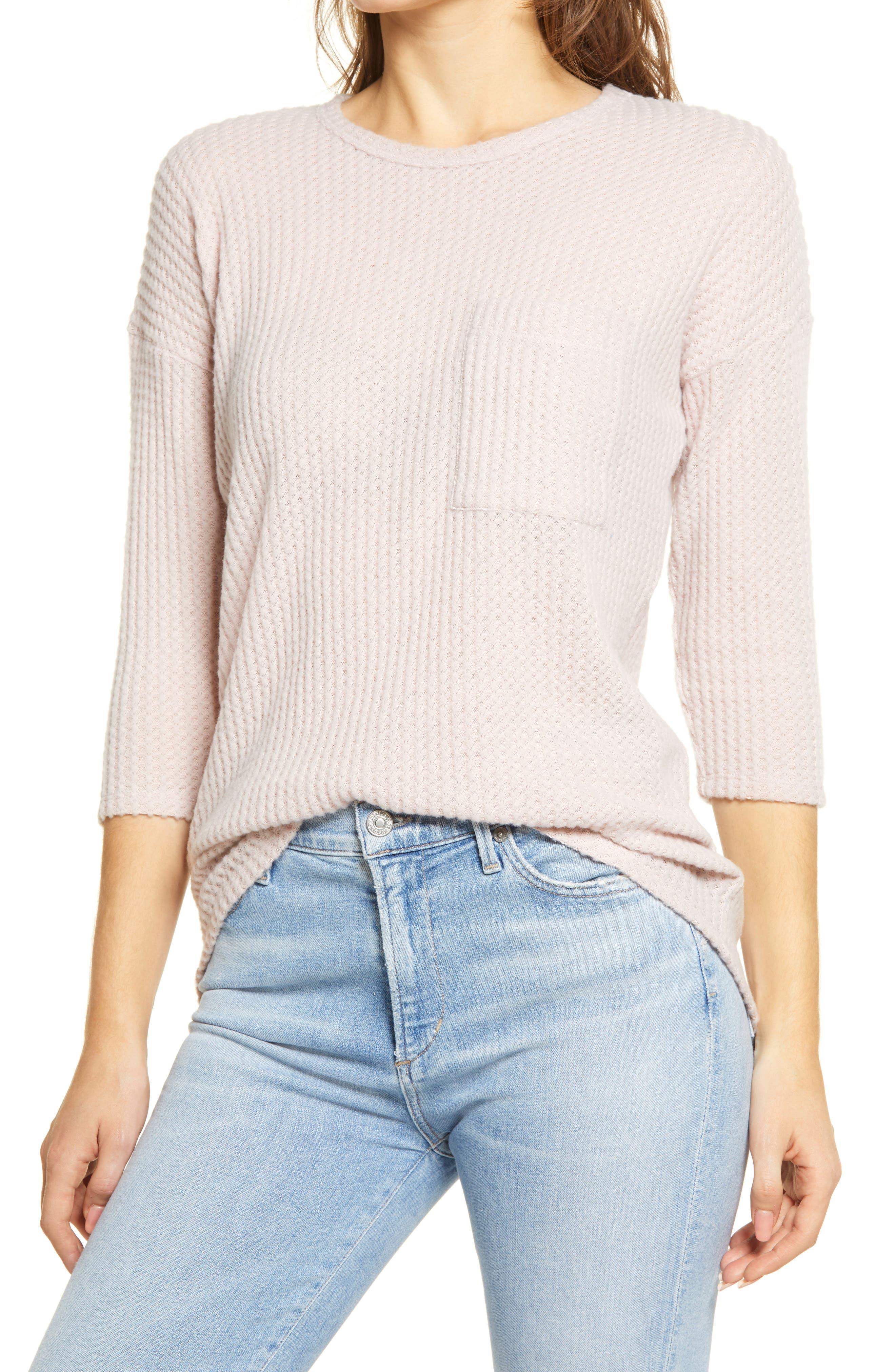 Andrew Marc NEW Beautiful Neutral multi Pleated Neckline Blouse Women/'s M L XL