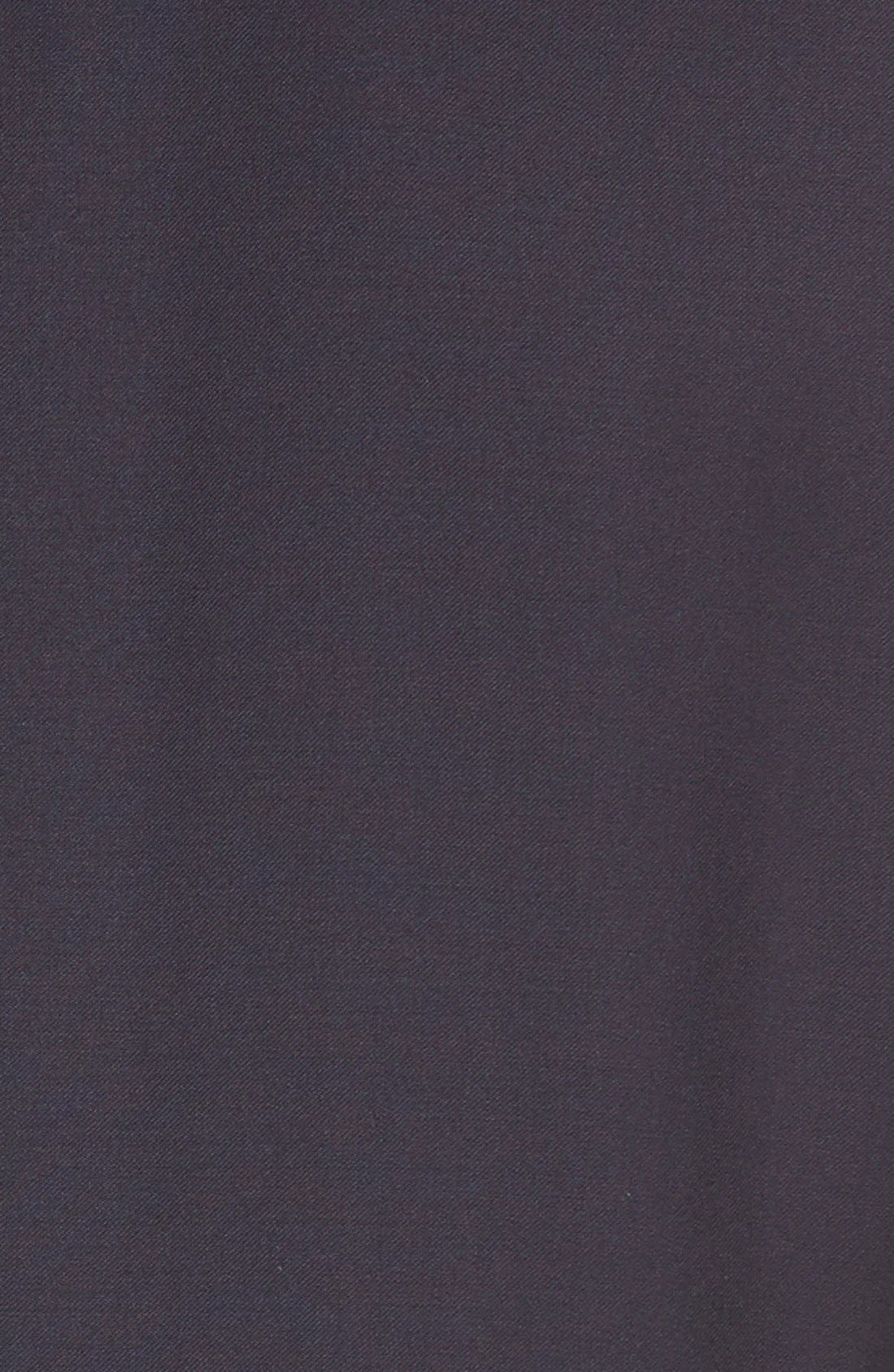 Alternate Image 6  - BOSS Johnstons/Lenon Classic Fit Wool Suit