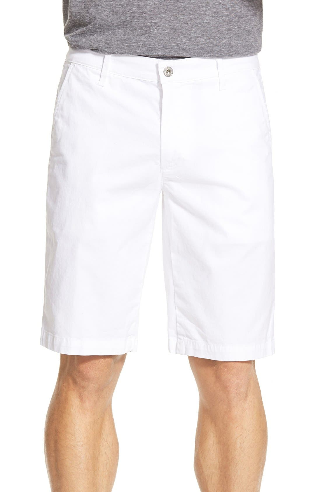 Alternate Image 1 Selected - AG 'Griffin' Chino Shorts