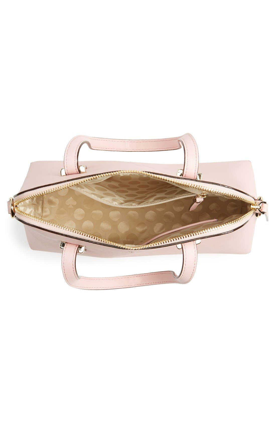 Alternate Image 4  - kate spade new york 'cedar street - maise' leather satchel