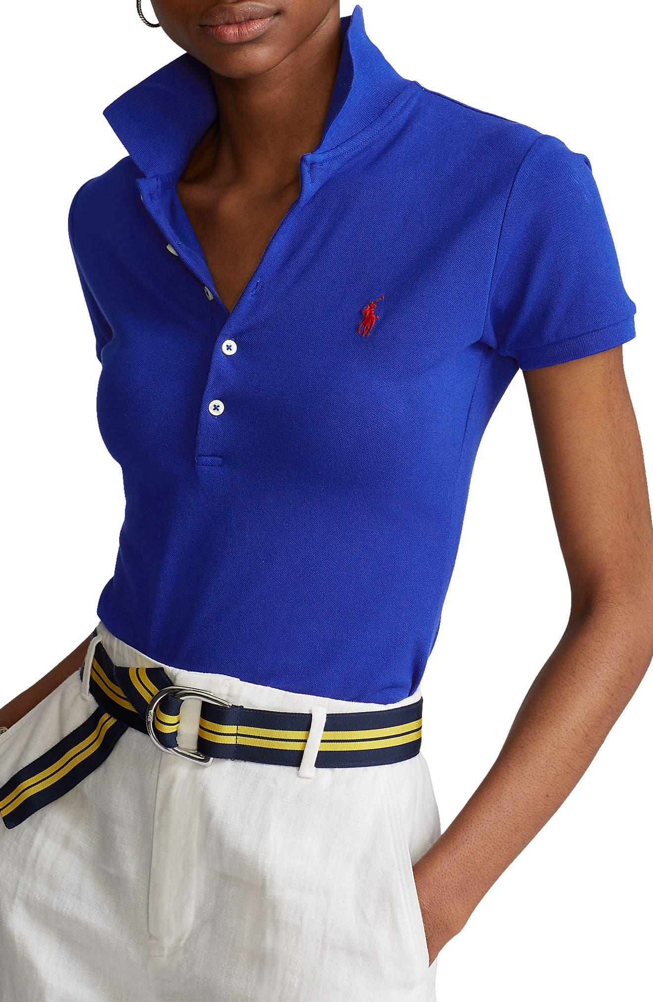 Women's Polo Ralph Lauren Tops   Nordstrom