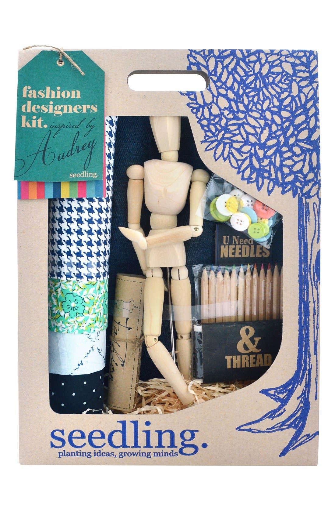 seedling 'Fashion Designers - Audrey' Kit